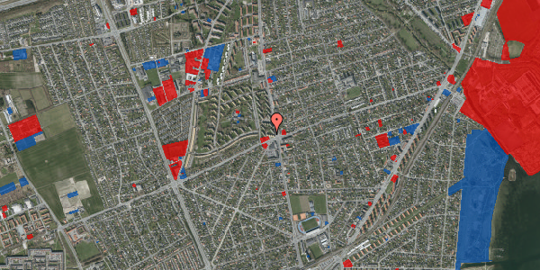 Jordforureningskort på Hvidovrevej 336C, 1. tv, 2650 Hvidovre