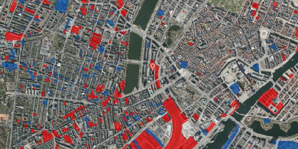 Jordforureningskort på Nyropsgade 45, 1602 København V