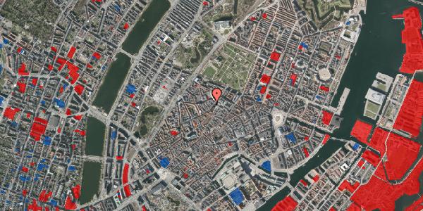 Jordforureningskort på Landemærket 11, 1119 København K