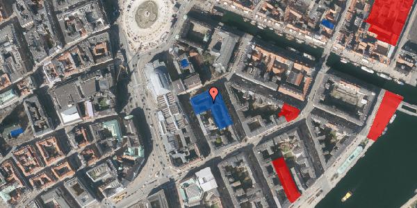 Jordforureningskort på Tordenskjoldsgade 7, 3. th, 1055 København K