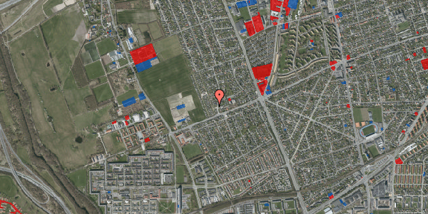 Jordforureningskort på Hf. Dahlia 8, 2650 Hvidovre
