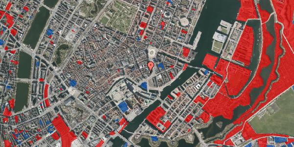 Jordforureningskort på Laksegade 11, 2. , 1063 København K