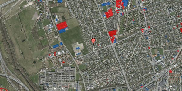 Jordforureningskort på Hf. Dahlia 16, 2650 Hvidovre