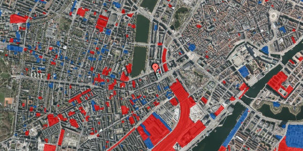 Jordforureningskort på Gammel Kongevej 3D, 3. , 1610 København V