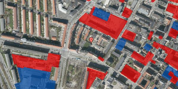 Jordforureningskort på Frederikssundsvej 84C, 2400 København NV