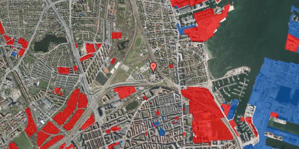 Jordforureningskort på Svanemøllens Kaserne 38, 2100 København Ø