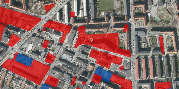 Jordforureningskort på Dortheavej 2G, 2. th, 2400 København NV