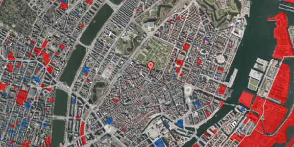 Jordforureningskort på Åbenrå 1, 1124 København K
