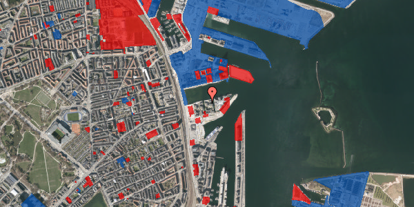 Jordforureningskort på Marmorvej 31, 1. tv, 2100 København Ø