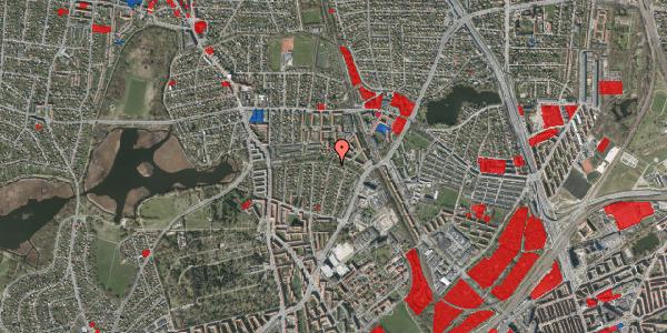 Jordforureningskort på Bispebjerg Parkallé 17, st. , 2400 København NV