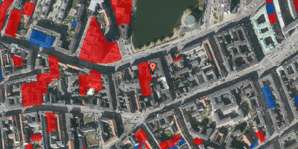 Jordforureningskort på Gammel Kongevej 23A, 3. , 1610 København V