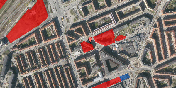 Jordforureningskort på Æbeløgade 13, 1. 105, 2100 København Ø