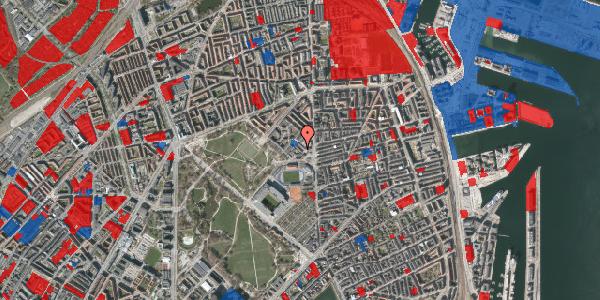 Jordforureningskort på Østerfælled Torv 23, 2100 København Ø