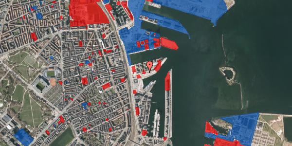 Jordforureningskort på Marmorvej 21A, kl. , 2100 København Ø
