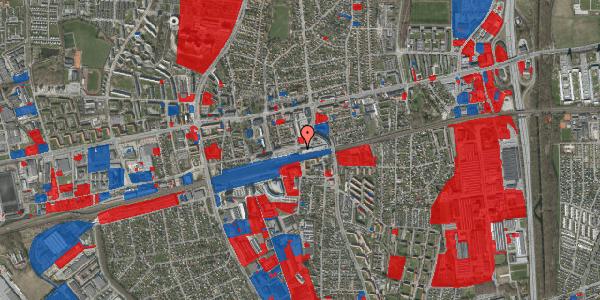 Jordforureningskort på Banegårdsvej 2, 2600 Glostrup