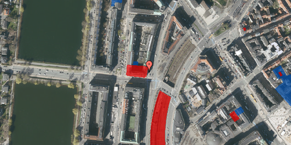 Jordforureningskort på Vester Farimagsgade 23, 5. , 1606 København V