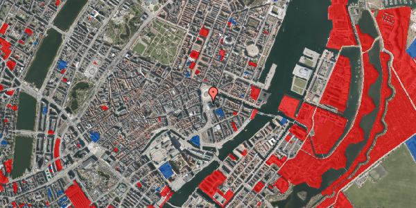 Jordforureningskort på Kongens Nytorv 9, 1050 København K