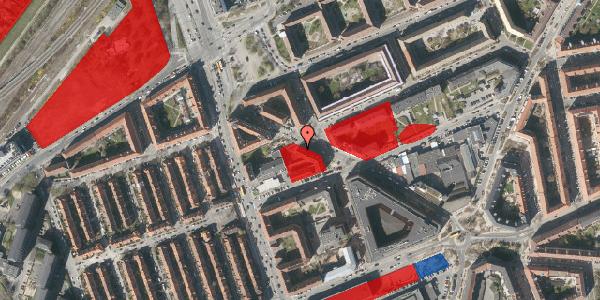 Jordforureningskort på Æbeløgade 15, st. , 2100 København Ø