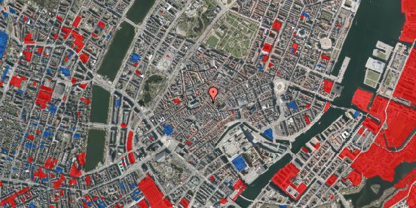 Jordforureningskort på Klosterstræde 23, 4. tv, 1157 København K