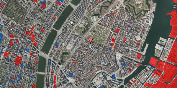 Jordforureningskort på Åbenrå 29, 4. , 1124 København K