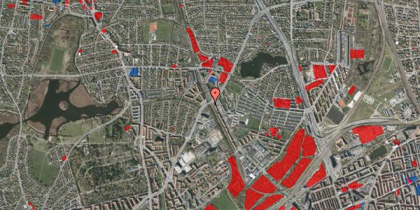 Jordforureningskort på Tuborgvej 173, 2400 København NV