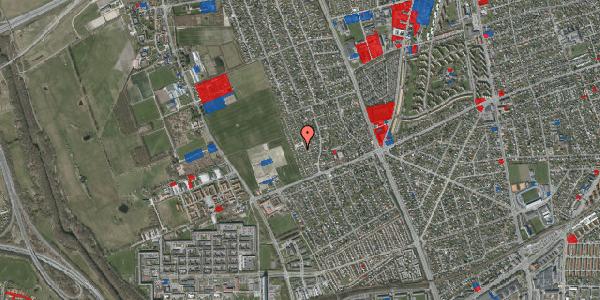 Jordforureningskort på Hf. Dahlia 85, 2650 Hvidovre