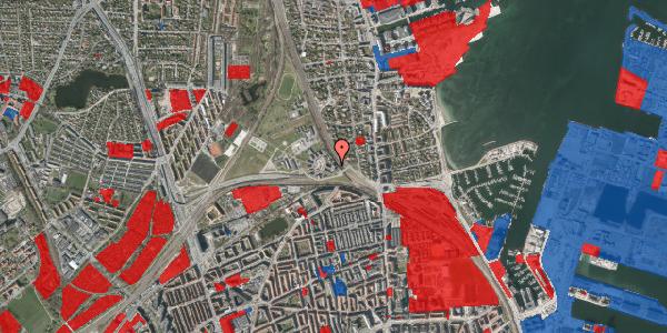 Jordforureningskort på Svanemøllens Kaserne 5, 2. 209, 2100 København Ø