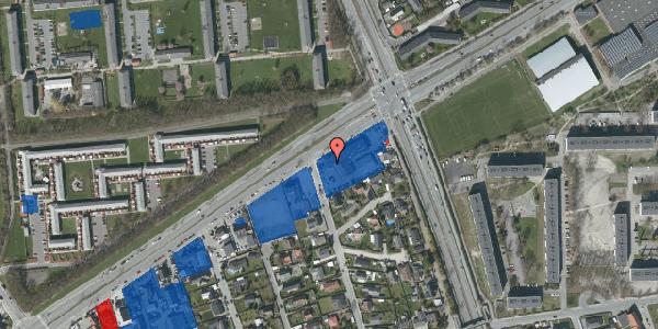 Jordforureningskort på Gammel Køge Landevej 471, 1. , 2650 Hvidovre