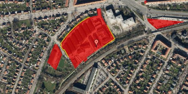 Jordforureningskort på Rabarbervej 98, 2400 København NV