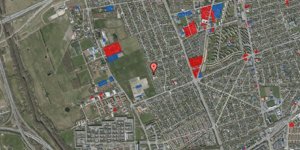 Jordforureningskort på Hf. Dahlia 76, 2650 Hvidovre