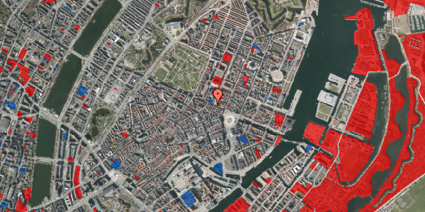 Jordforureningskort på Gothersgade 21A, st. , 1123 København K