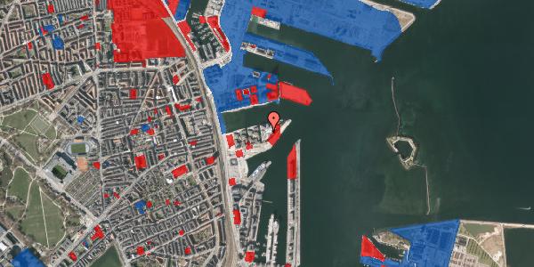 Jordforureningskort på Marmorvej 51, 1. , 2100 København Ø