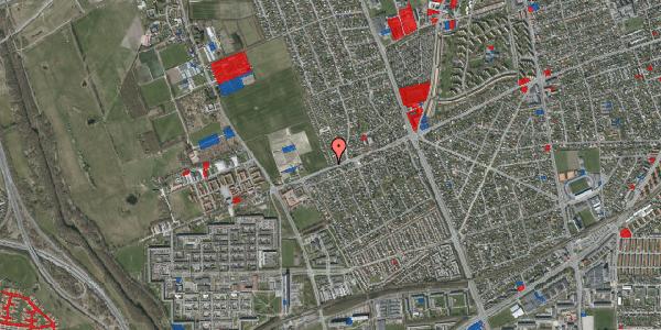 Jordforureningskort på Hf. Dahlia 109, 2650 Hvidovre