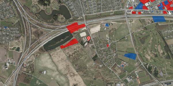 Jordforureningskort på Vejlegårdsvej 125C, 2625 Vallensbæk