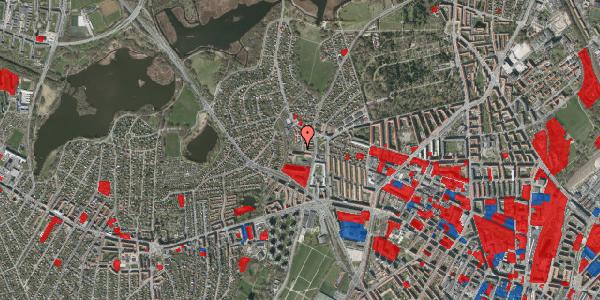 Jordforureningskort på Efterslægtsvej 34, 2400 København NV