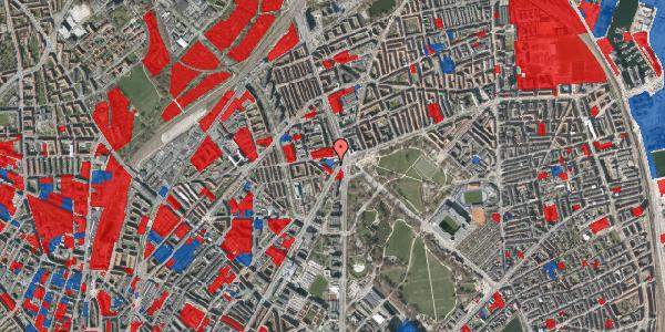 Jordforureningskort på Jagtvej 169B, 4. , 2100 København Ø