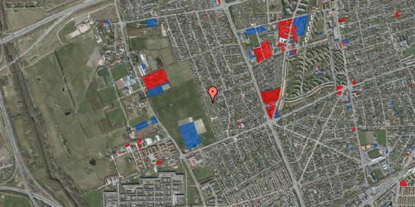 Jordforureningskort på Hf. Dahlia 61, 2650 Hvidovre