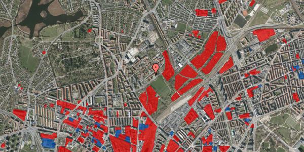 Jordforureningskort på Bispebjerg Bakke 23, 3. , 2400 København NV