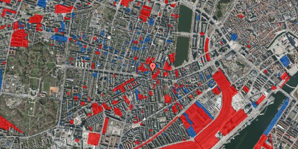 Jordforureningskort på Værnedamsvej 6, 1619 København V