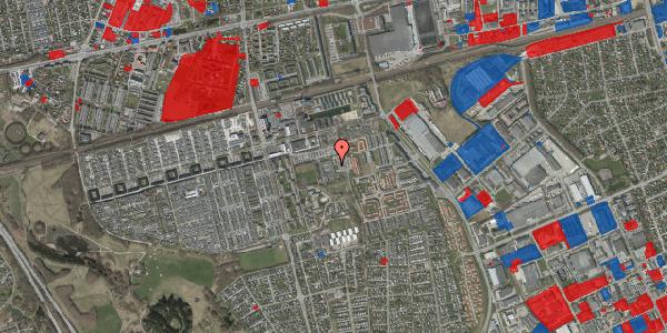 Jordforureningskort på Gymnasievej 10, 2625 Vallensbæk