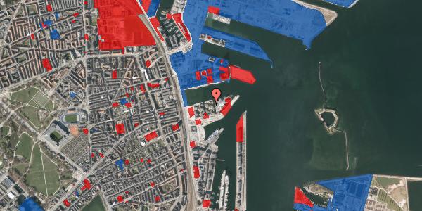 Jordforureningskort på Marmorvej 39, 1. th, 2100 København Ø