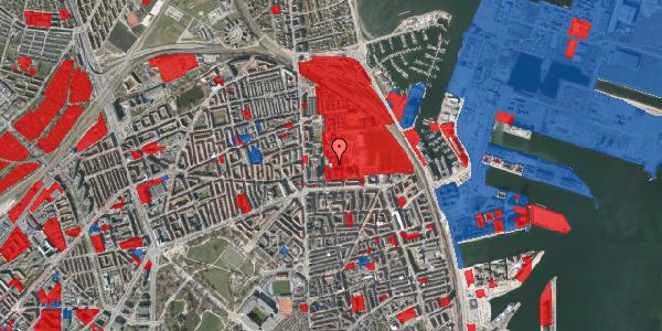 Jordforureningskort på Sionsgade 5, 2100 København Ø