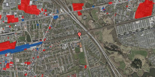 Jordforureningskort på Parkvej 135D, st. , 2630 Taastrup