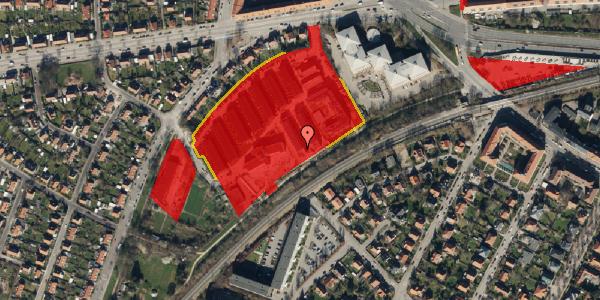 Jordforureningskort på Rabarbervej 100, 2400 København NV