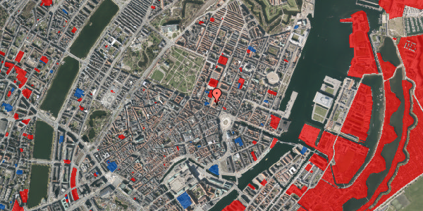 Jordforureningskort på Gothersgade 14, 4. tv, 1123 København K