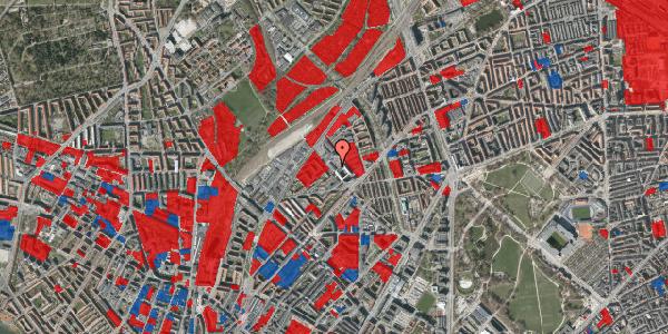 Jordforureningskort på Vermundsgade 38K, 3. th, 2100 København Ø