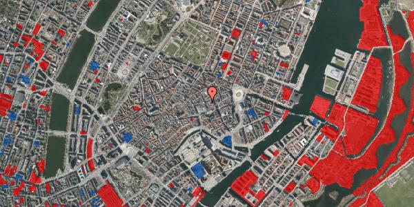 Jordforureningskort på Pilestræde 8C, 1112 København K