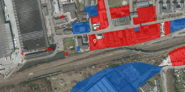 Jordforureningskort på Sydvestvej 125D, . 1, 2600 Glostrup