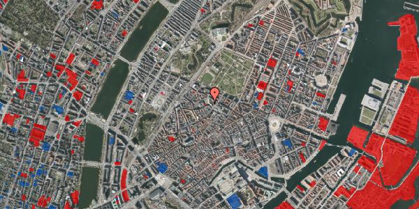 Jordforureningskort på Suhmsgade 4, 1125 København K