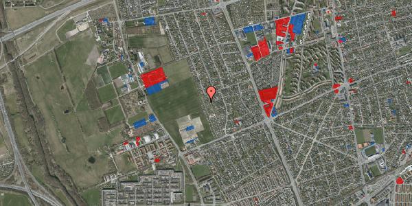 Jordforureningskort på Hf. Dahlia 63, 2650 Hvidovre